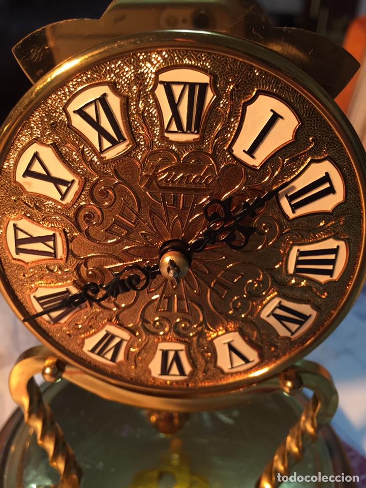 Relojes de carga manual: Reloj Kundo, alemán, 400 dias - Foto 2 - 139243049