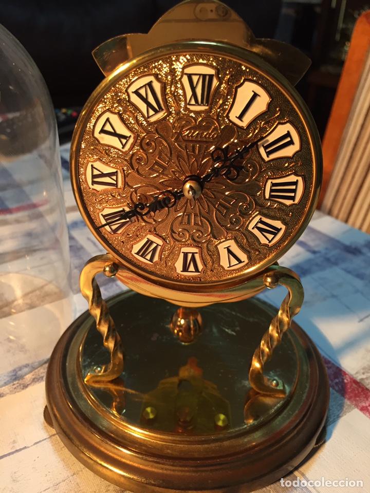 Relojes de carga manual: Reloj Kundo, alemán, 400 dias - Foto 3 - 139243049
