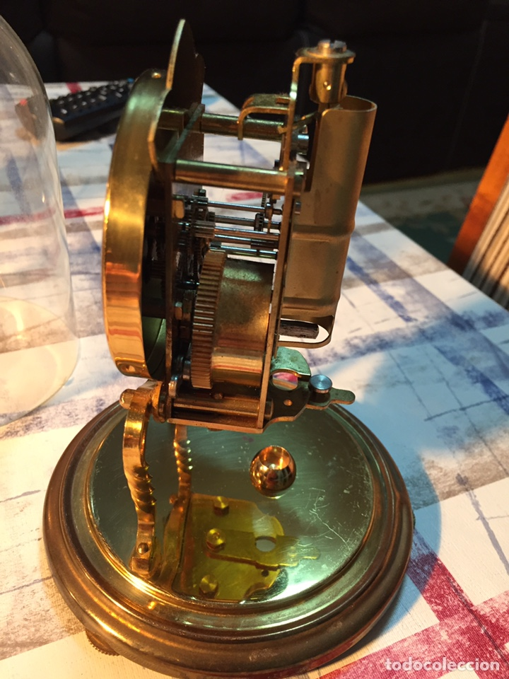 Relojes de carga manual: Reloj Kundo, alemán, 400 dias - Foto 4 - 139243049