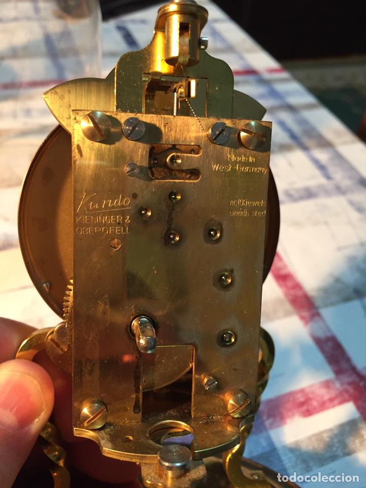 Relojes de carga manual: Reloj Kundo, alemán, 400 dias - Foto 6 - 139243049