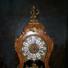 Relojes de carga manual: RELOJ ESTILO LOUIS XV ( 67 CM DE ALTO ). Lote 139401262
