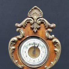 Relojes de carga manual: RELOJ DE SOBREMESA - 20 CM - CUERDA - FUNCIONANDO - CAR126. Lote 139581890