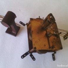 Relojes de carga manual: MAQUINARIA DE RELOJ DE SOBREMESA. Lote 139623302