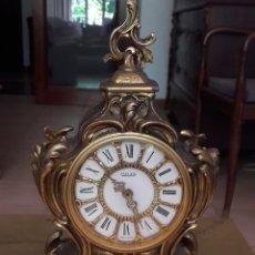 Relojes de carga manual: RELOJ DE SOBREMESA JAEGER / MADE IN FRANCE. Lote 140245726