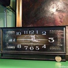 Relojes de carga manual: RELOJ SOBREMESA 2 JEWELS JAPAN TOKYO CON CALENDARIO. Lote 140247845