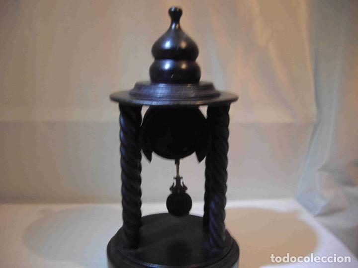 Relojes de carga manual: RELOJ MESA MADERA TEMPLETE - Foto 9 - 140737514