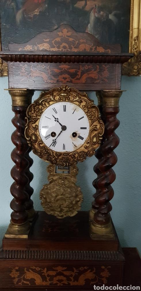 Relojes de carga manual: Reloj portico - Foto 2 - 141308162