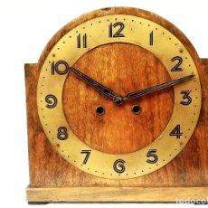 Relojes de carga manual: RELOJ ART DECÓ ALEMÁN. Lote 142403934