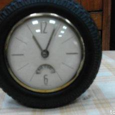 Relojes de carga manual: RELOJ FORMA NEUMÁTICO. SIN PROBAR.. Lote 142475737
