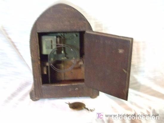 Relojes de carga manual: RELOJ INGLES SOBREMESA - Foto 4 - 143170542