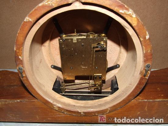 Relojes de carga manual: INTERESANTE RELOJ SOBREMESA AÑOS 50, MARCA KIENZLE ALEMAN - Foto 5 - 143831742