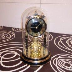 Relojes de carga manual: RELOJ 400 DIAS TEMPUS. Lote 144072166