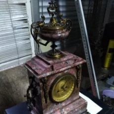 Relojes de carga manual: RELOJ DE SOBREMESA FUNCIONANDO Y EN BUEN ESTADO. Lote 144363114