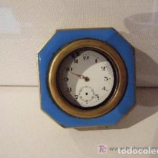 Relojes de carga manual: RELOJ SOBREMESA PARA RESTAURAR. Lote 144405522