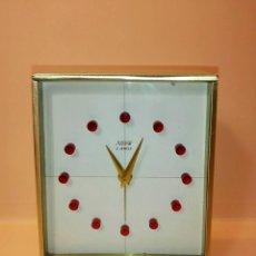 Relojes de carga manual: DESPERTADOR NORIN. Lote 144413306