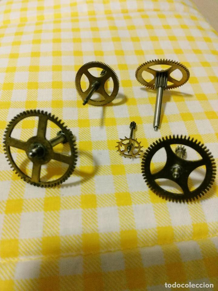 Relojes de carga manual: Repuestos reloj kundo, schanz, 400 dias. - Foto 2 - 145128938