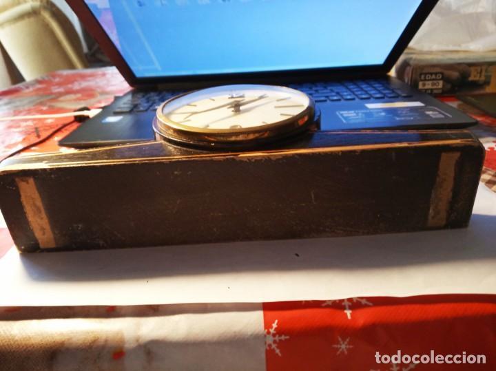 Relojes de carga manual: BONITO Reloj de mesa titan - Foto 3 - 145397138