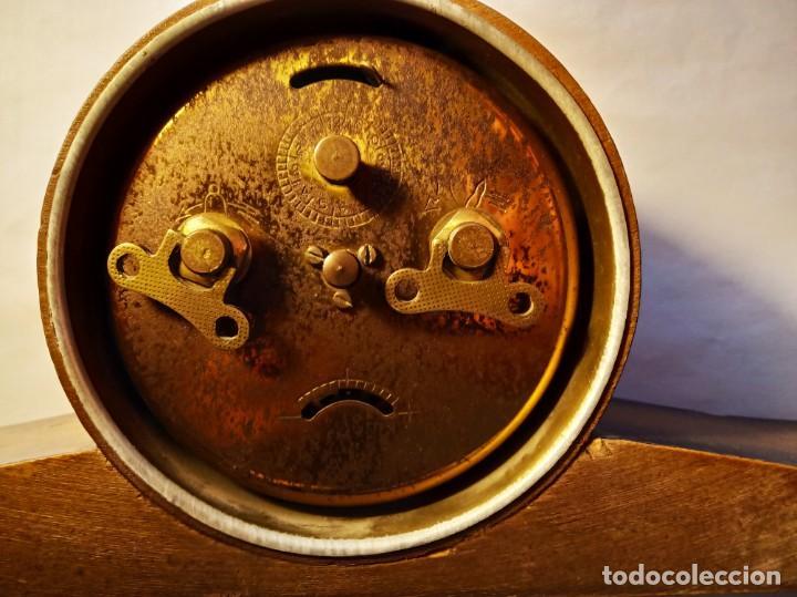 Relojes de carga manual: BONITO Reloj de mesa titan - Foto 6 - 145397138