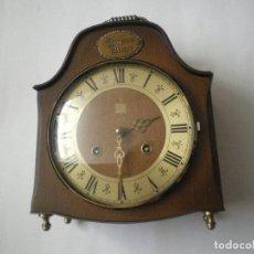 Relojes de carga manual: RELOJ TEMPUS FUGIT MELUX. Lote 145582154