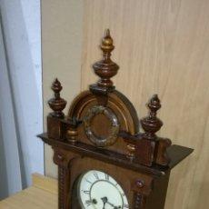 Relojes de carga manual: RELOJ DE SOBREMESA MUY BONITO FUNCIONANDO. Lote 145624621