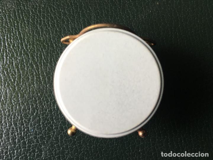 Relojes de carga manual: RELOJ MINIATURA MARCA TITAN EN BLANCO - Foto 2 - 146652954