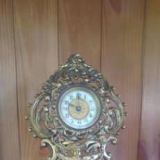 Relojes de carga manual: RELOJ DE BRONCE. Lote 146731029