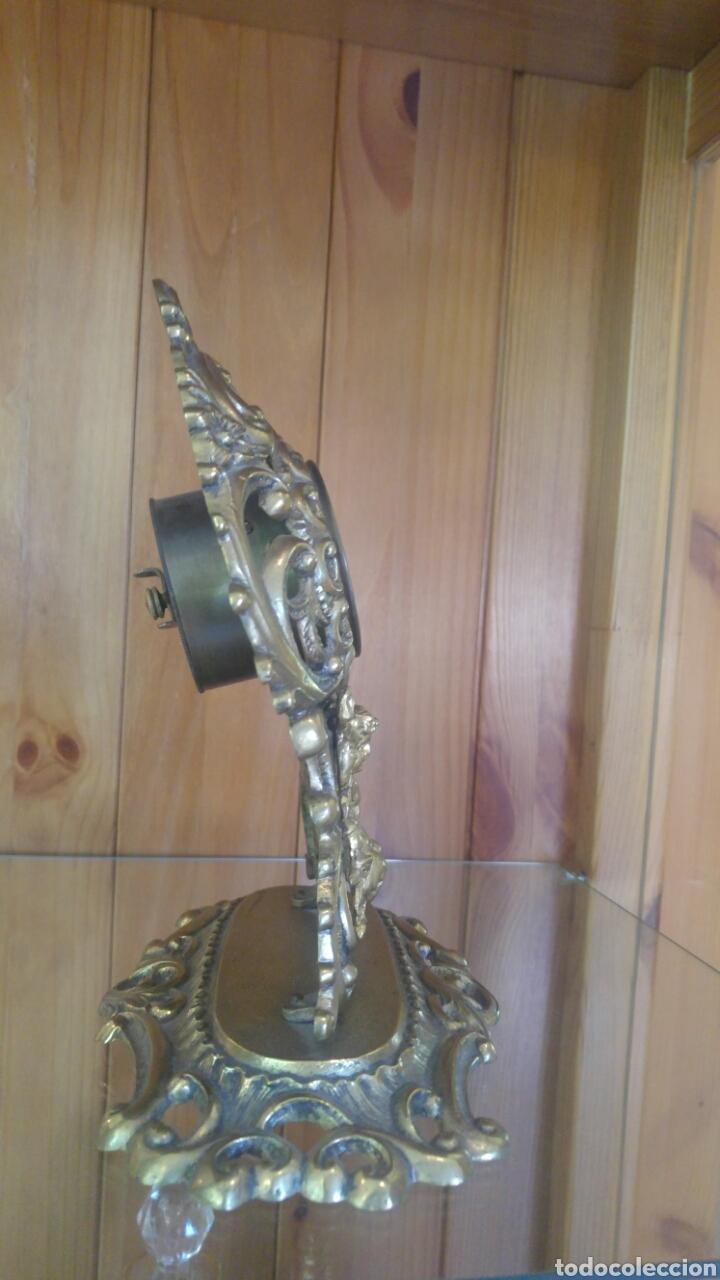 Relojes de carga manual: Reloj de bronce - Foto 2 - 146731029