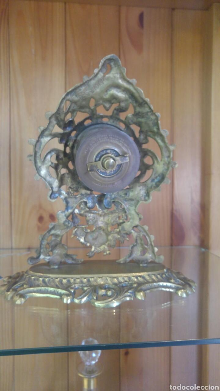 Relojes de carga manual: Reloj de bronce - Foto 3 - 146731029