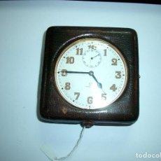 Relojes de carga manual: RELOJ OMEGA DE VIAJE, FINALES DEL XIX PRINCIPIOS DEL XX. CA4. Lote 147446006