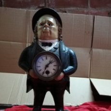 Relojes de carga manual: IMPRESIONANTE RELOJ DE MESA AUTÓMATA AÑO 1857. Lote 147476685