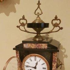 Relojes de carga manual: RELOJ FRANCÉS NAPOLEÓN III IMPERIO.. Lote 147839442