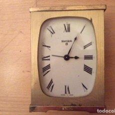 Relojes de carga manual: RELOJ SWIZA 8 9CMX7CM.FUNCIONA ES ANTIGUO.. Lote 148093622