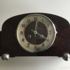 Relojes de carga manual: RELOJ PURO ART-DECO, AÑOS 20, TOTALMETE ORIGINAL. Lote 149246464
