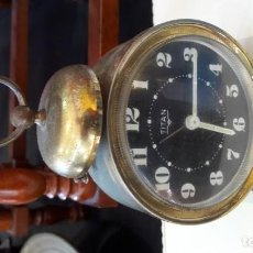Relojes de carga manual: RELOJ DE CAMPANAS Y DE CUERDA , DESPERTADOR . Lote 147655118