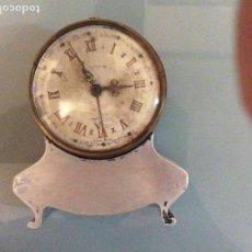 Relojes de carga manual: RELOJ 7CMX10CM ANTIGUO.. Lote 149645246