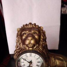 Relojes de carga manual: RELOJ AUTOMATA AMERICANO BRADLEY & HUBBARD (LEON). Lote 149671162
