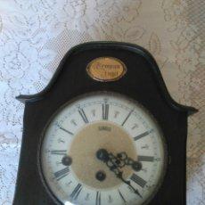 Relojes de carga manual: RELOJ SOBREMESA AÑOS 50. Lote 149698046