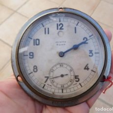 Relojes de carga manual: RELOJ DE COCHE DE LA MARCA ZENITH AÑO 1930 APROX. Lote 150079514