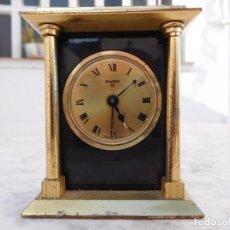 Relojes de carga manual: RELOJ DE SOBREMESA SWIZA 8 DIAS CUERDA . Lote 150111354