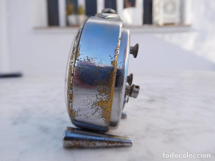 Relojes de carga manual: Reloj de sobremesa Oris esfera negra - Foto 2 - 150112358