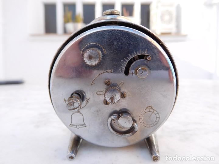 Relojes de carga manual: Reloj de sobremesa Oris esfera negra - Foto 3 - 150112358