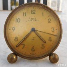 Relojes de carga manual: RELOJ DE SOBREMESA ORIS 8 DIAS CUERDA. Lote 150114130