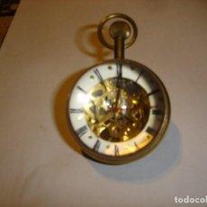 Relojes de carga manual: EXTRAORDINARIO RELOJ SUIZO DE BOLA EPOCA 1;900 VER FOTOS DE AUTENTICA COLECCION. Lote 151103534