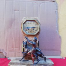 Relojes de carga manual: ANTIGUO RELOJ FRANCÉS ART DÉCO 1920. Lote 151107852