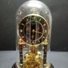 Relojes de carga manual: ANTIGUO RELOJ DE SOBREMESA A CUERDA. Lote 151640254