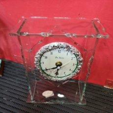 Relojes de carga manual: RELOJ SOBREMESA DE LUXE MADE IN ITALY. Lote 152017334