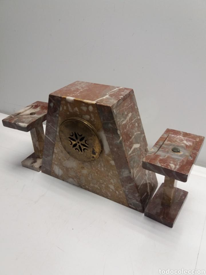 Relojes de carga manual: Reloj de marmol estilo art Deco - Foto 5 - 28701780