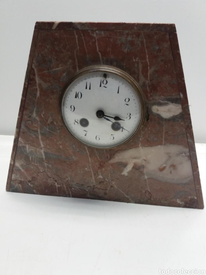 Relojes de carga manual: Reloj de marmol estilo art Deco - Foto 6 - 28701780