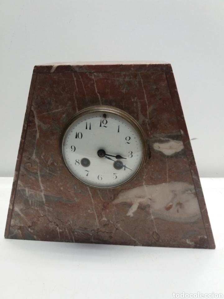 Relojes de carga manual: Reloj de marmol estilo art Deco - Foto 7 - 28701780