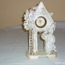 Relojes de carga manual: RELOJ BISCUIT. Lote 152361206